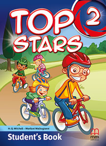 Top Stars 2 Book Cover