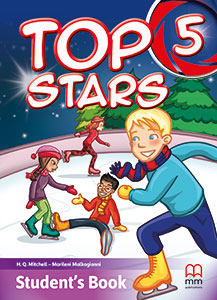 Top Stars 5 Book Cover