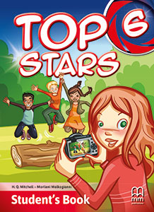 Top Stars 6 Book Cover