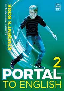 Portal to English 2 Book Cover