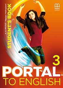 Portal to English 3 Book Cover