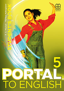 Portal to English 5 - ? Bookcover