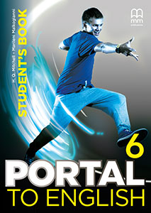 Portal to English 6 - ? Bookcover