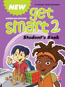 New Get Smart 2 - Leading to A1 Bookcover