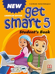 New Get Smart 5 - A2.1 Bookcover