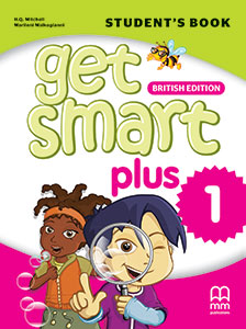 Get Smart Plus 1 - Leading to A1 Bookcover