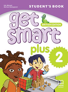 Get Smart Plus 2 Book Cover