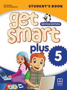 Get Smart Plus 5 - A2.1 Bookcover