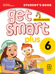 Get Smart Plus 6 Book Cover