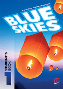 Blue Skies 1 - A1 Bookcover