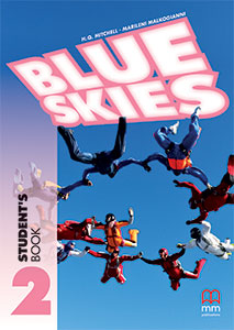 Blue Skies 2 Book Cover