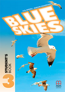 Blue Skies 3 Book Cover