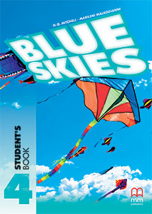 Blue Skies 4 - B1 Bookcover