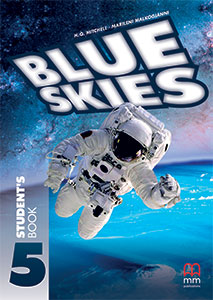 Blue Skies 5 Book Cover